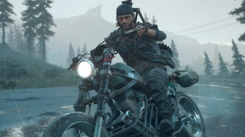 Days Gone ganha novo desafio semanal focado na motocicleta