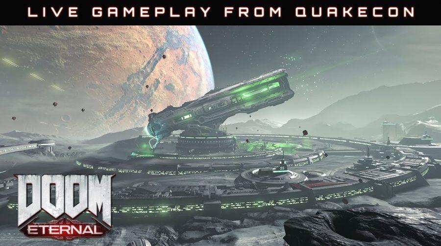 DOOM Eternal ganha uma hora de gameplay; assista