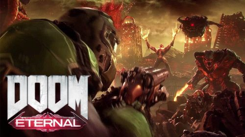 DOOM Eternal ganha vídeo destacando a trilha sonora
