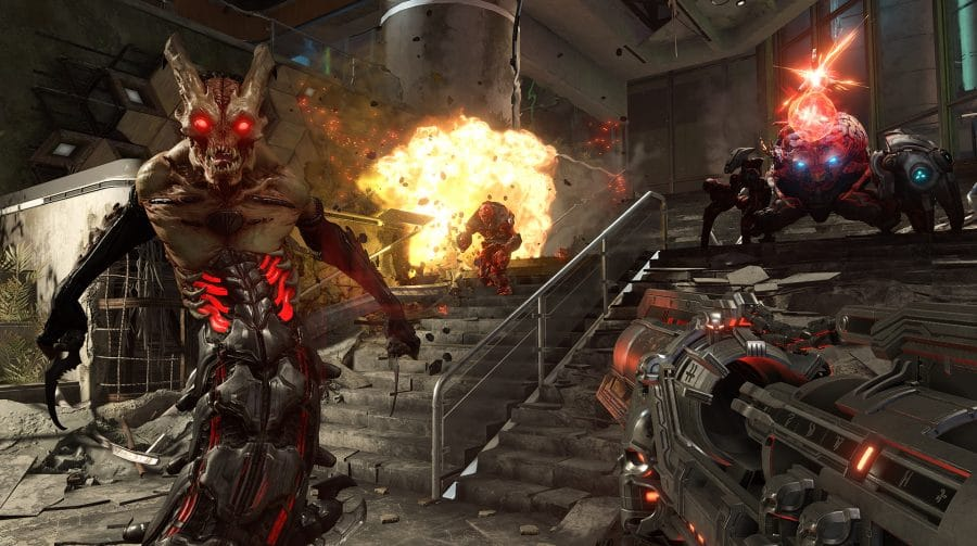 DOOM Eternal: gameplays revelam muitas novidades do jogo