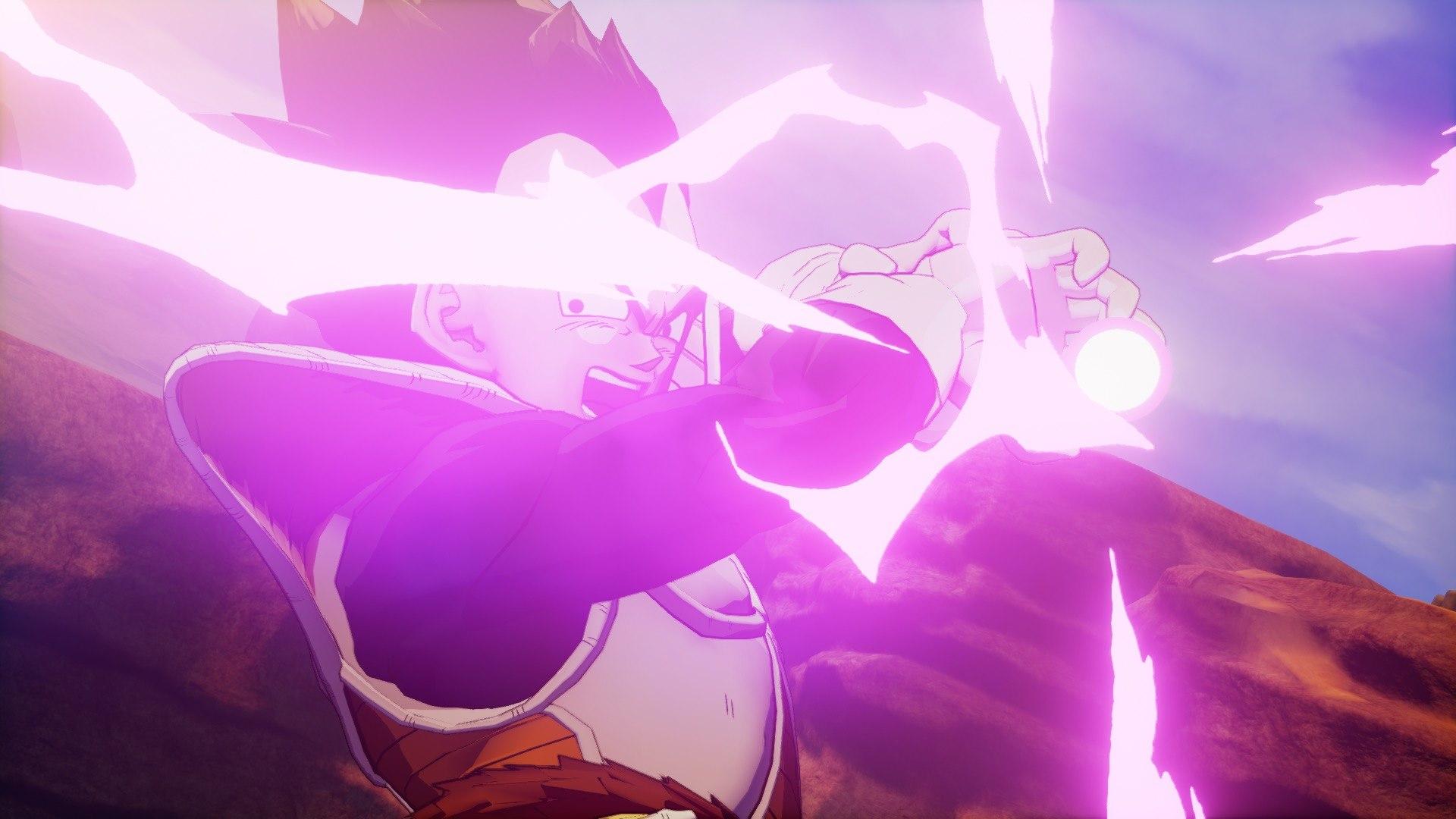 Dragon Ball Z: Kakarot imagens