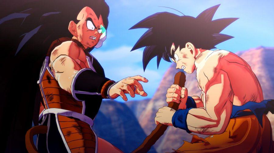 Dragon Ball Z: Kakarot ganha imagens de alguns personagens