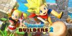 Lançamento Dragon Quest Builders 2
