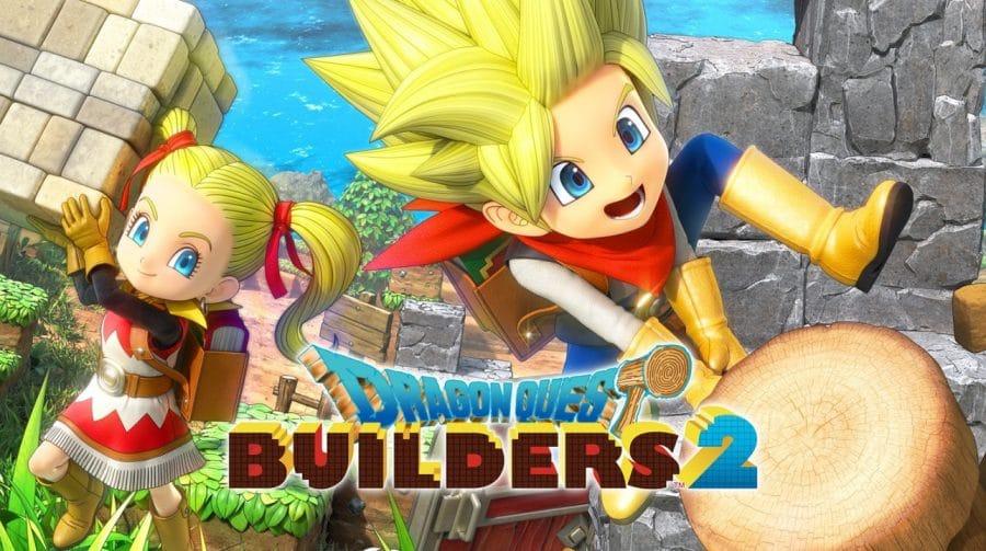 Dragon Quest Builders 2 ganha trailer de lançamento
