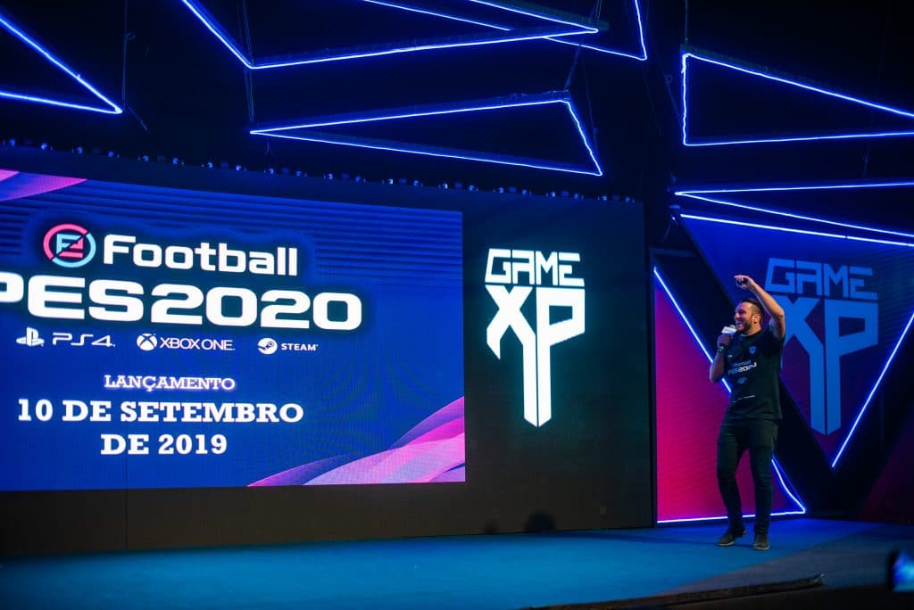 Diretor de eFootball PES 2020 na Game XP