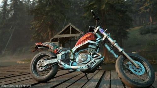 Motocicletas de Days Gone recebem visuais inspirados nas de Uncharted