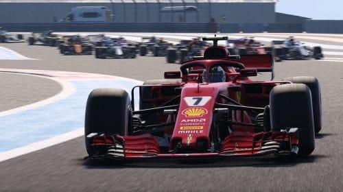 F1 Esports Virtual Grand Prix começa em alta velocidade