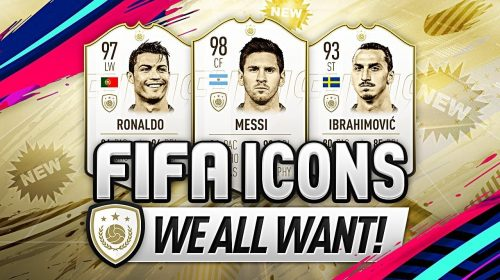 FIFA 20: 10 novos Icons que gostaríamos de ver no FUT