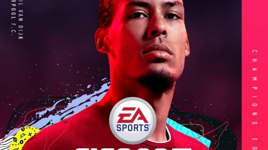 EA Sports confirma 3 edições de FIFA 20 com capas diferentes