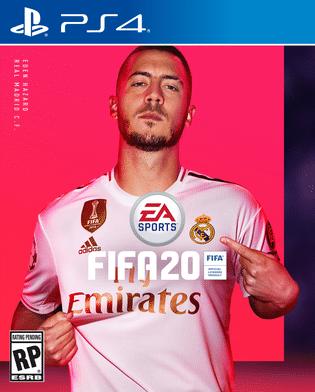 EA Sports confirma 3 edições de FIFA 20 com capas diferentes 1