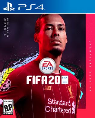 EA Sports confirma 3 edições de FIFA 20 com capas diferentes 2