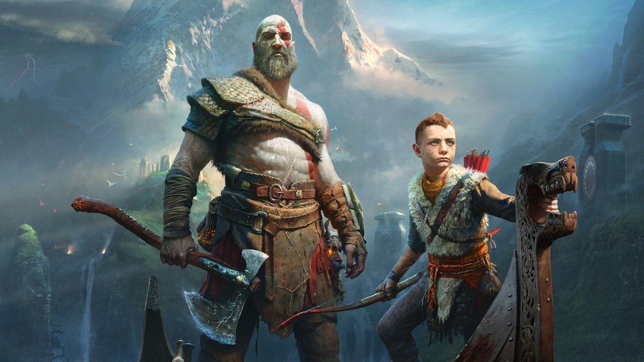 Promoção: God of War e Lost Legacy no PlayStation Hits