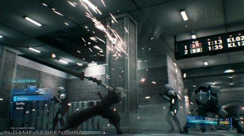 Gamescom terá demos de Final Fantasy VII, Avengers e Ghost Recon