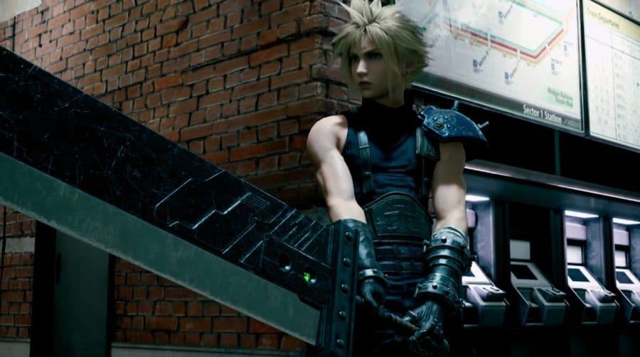 Final Fantasy VII Remake ganha imagem e arte conceitual