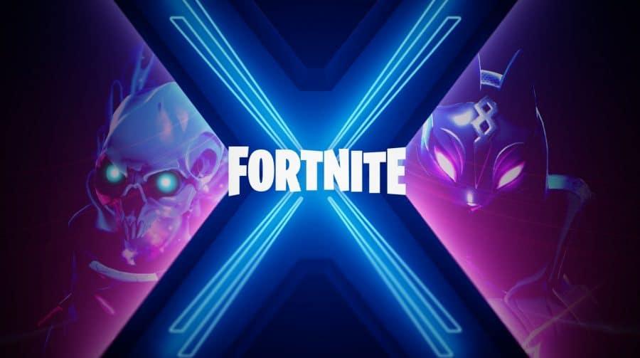 Epic Games revelará Temporada X de Fortnite em 1 de agosto