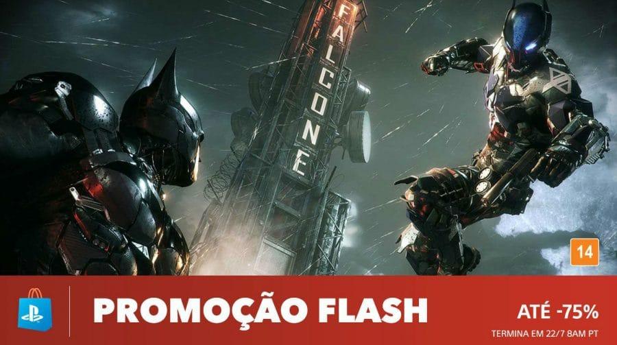Flash Sale começa hoje (18) na PS Store; veja descontos