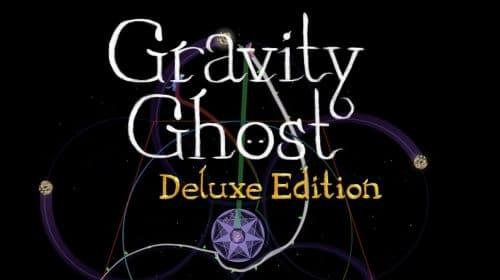 Gravity Ghost chega ao PS4 em 6 de agosto com novos conteúdos