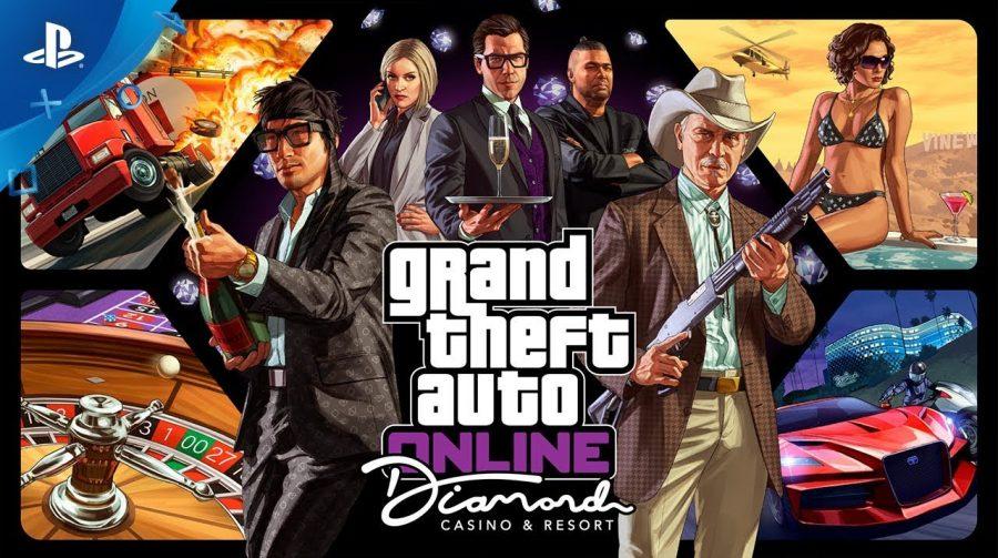 GTA Online: The Diamond Casino & Resort chega no dia 23