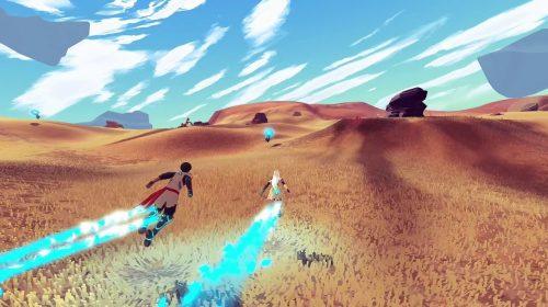 Haven: primeiro gameplay é revelado e mistura Journey com Persona
