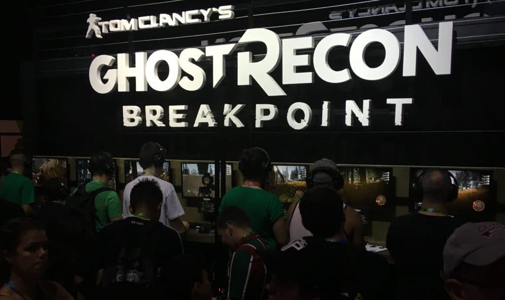 Ghost Recon Breakpoint na Game XP
