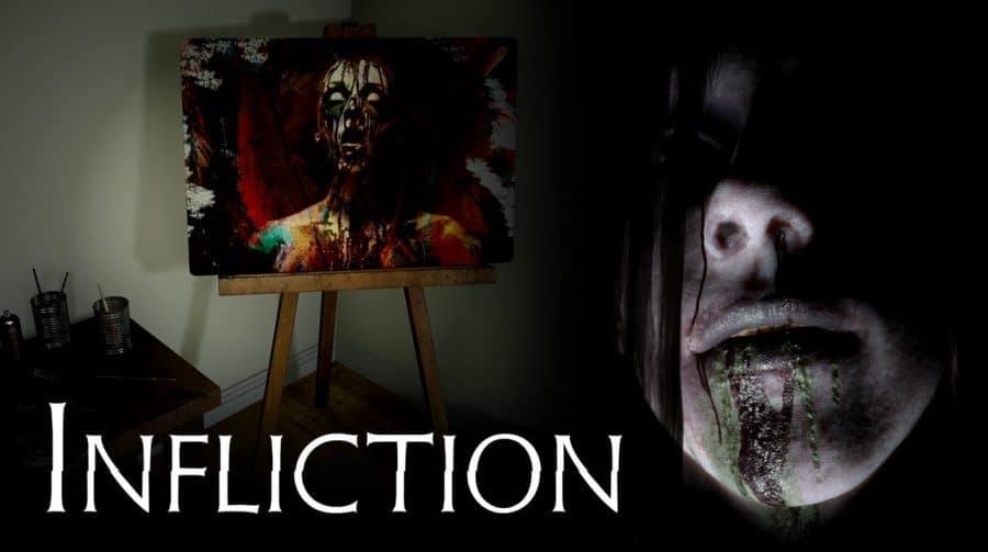 Infliction, jogo de terror psicológico, chega em 2019 ao PS4