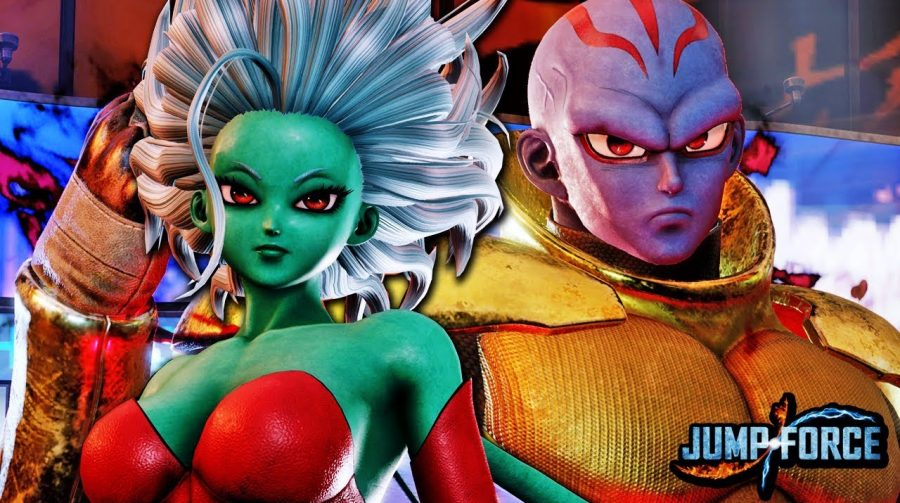 Jump Force: update torna Galena e Kane lutadores jogáveis