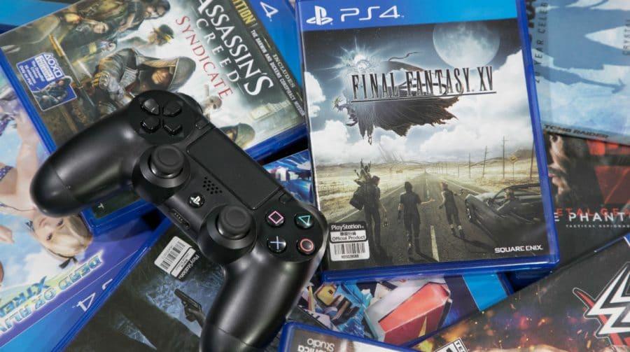 Sony está vendendo mais jogos digitais que físicos