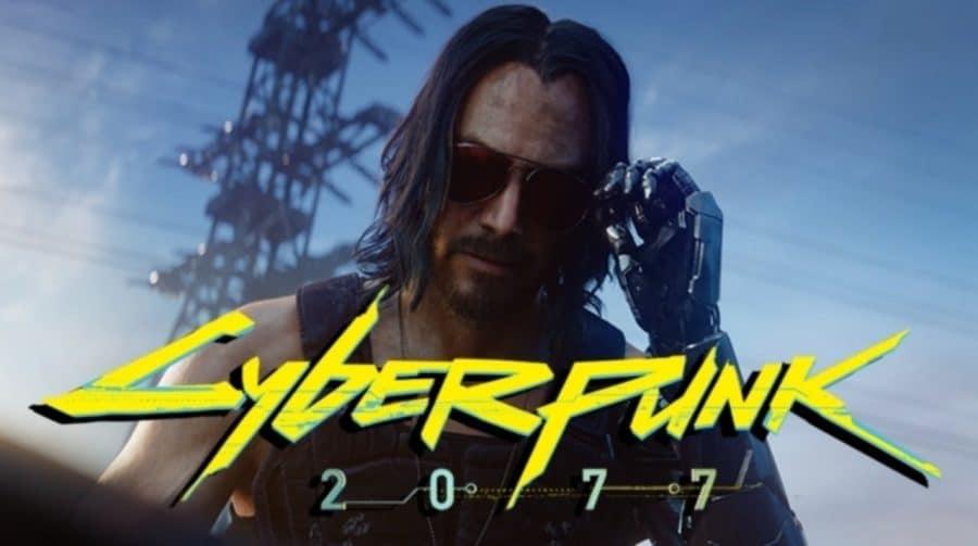Dev. comenta atuação de Keanu Reeves em Cyberpunk 2077