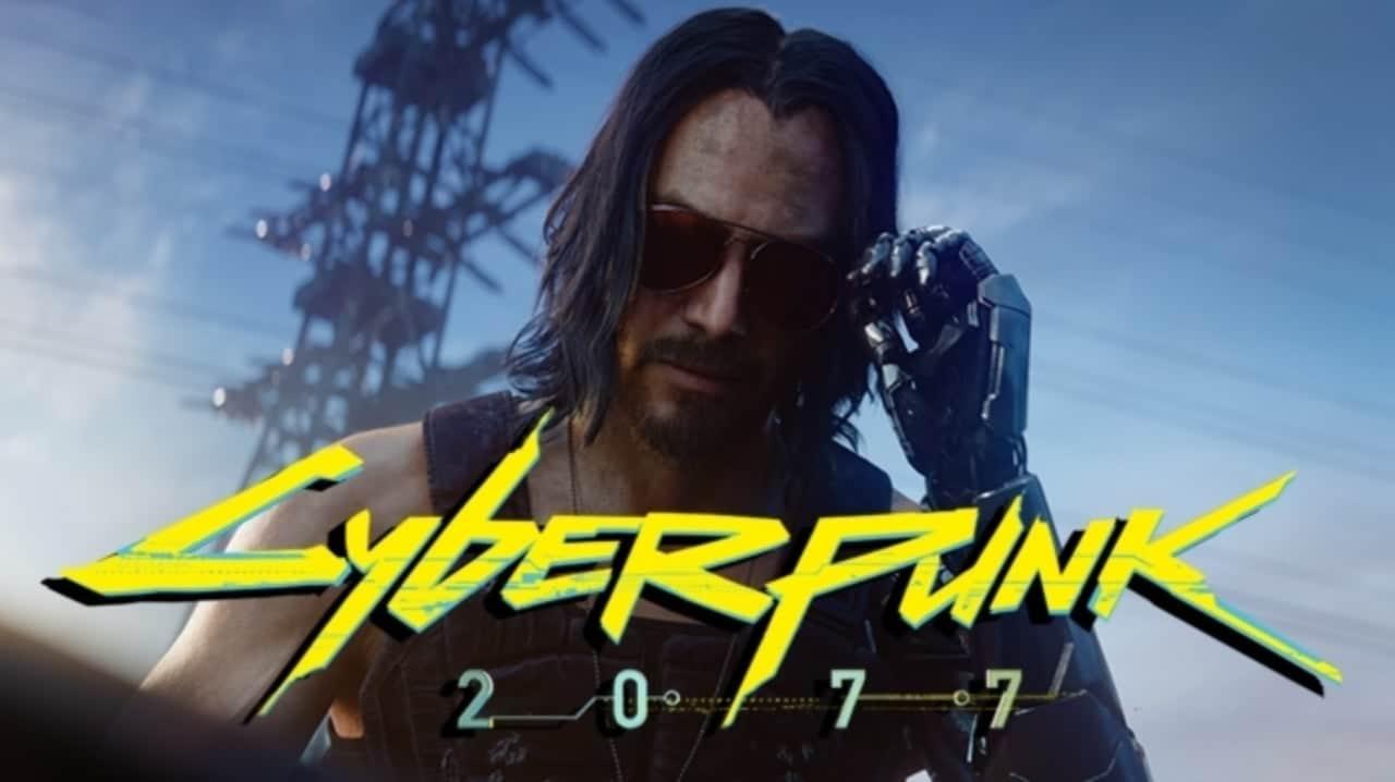 Keanu Reeves viverá Johnny Silverhand em Cyberpunk 2077