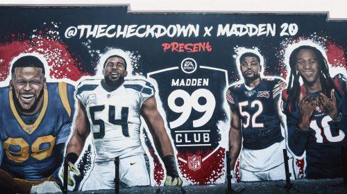 Madden NFL 20 revela primeiros jogadores com