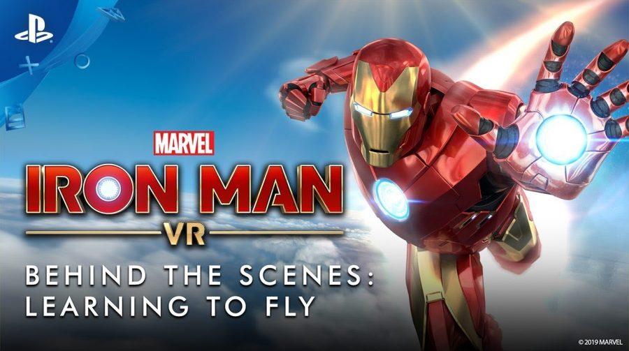 Marvel's Iron Man VR: estúdio detalha mecânicas de voos