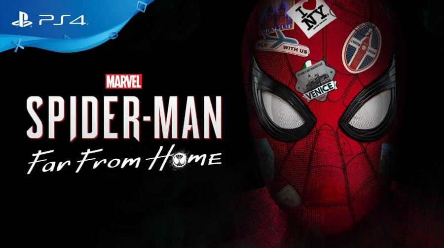 Homem-Aranha: Longe de Casa não foi influenciado pelo exclusivo do PS4