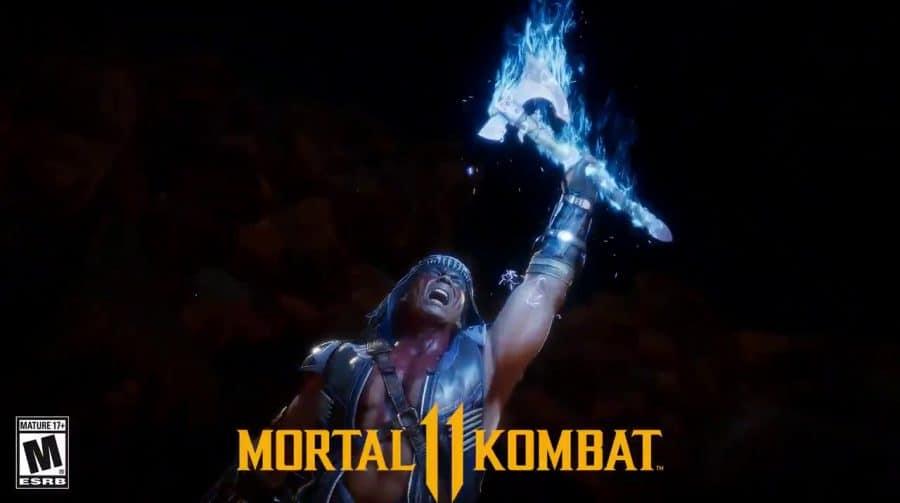 Mortal Kombat 11: revelado primeiro vídeo de Nightwolf