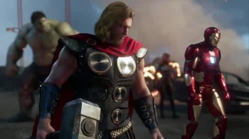 Ator de Marvel's Avengers elogia gráficos do jogo