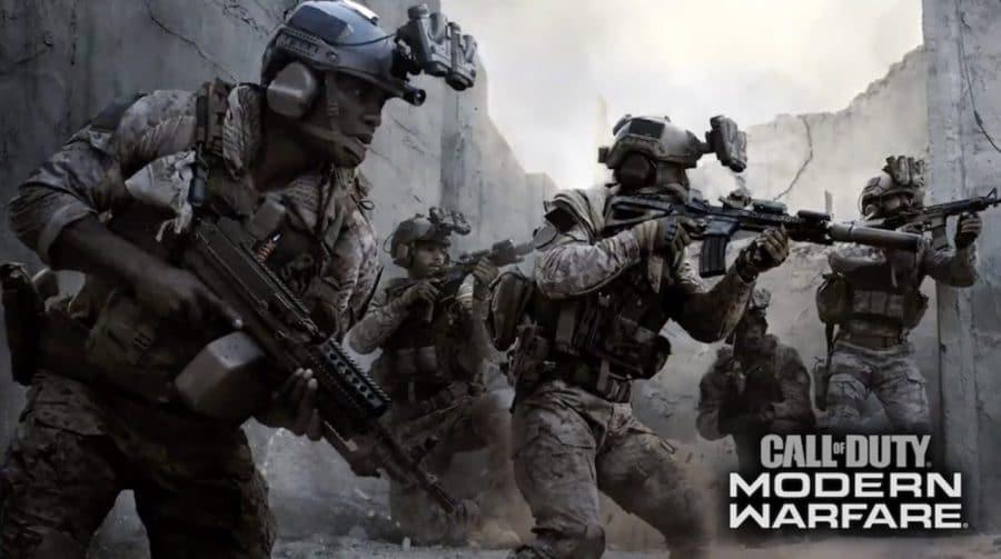 "CoD: Modern Warfare vai oferecer customização ""realista"""