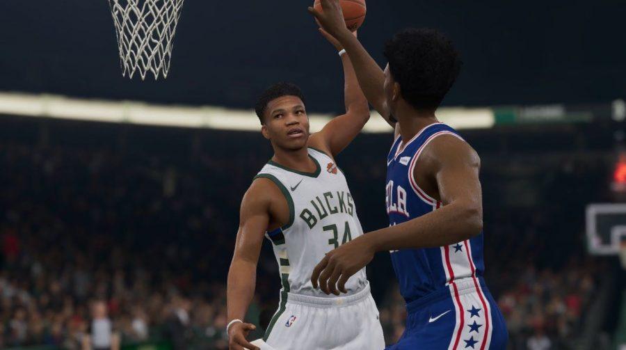 NBA Live 20 é