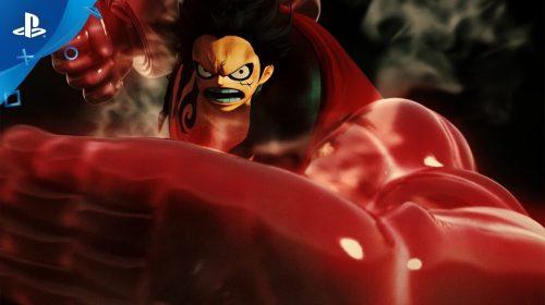 One Piece: Pirate Warriors 4 é anunciado com lançamento em 2020