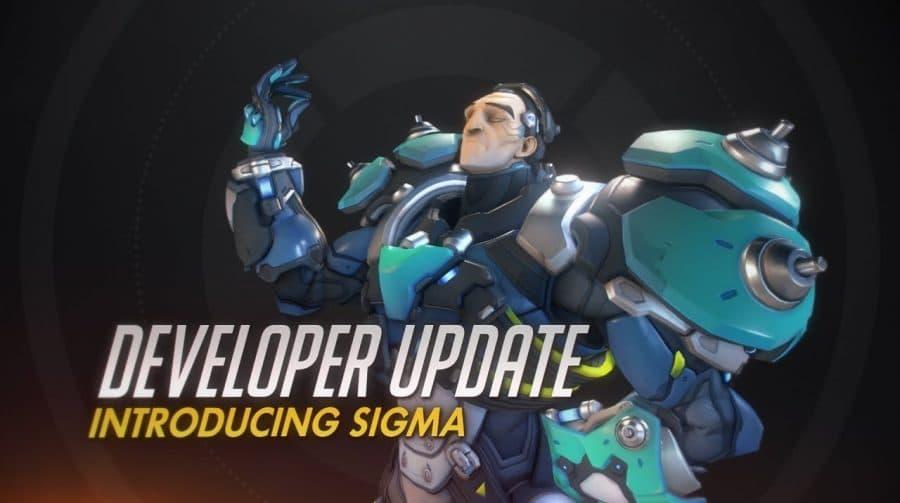 Overwatch: Sigma ganha detalhes de gameplay