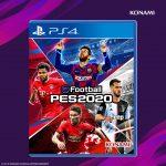 Capa oficial de PES 2020 é divulgada oficialmente pela Konami