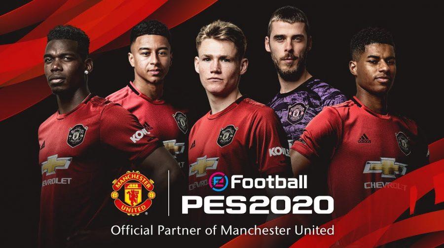 PES 2020 terá Manchester United totalmente licenciado; assista ao trailer