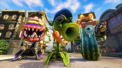 EA envia convites para testar novo Plants vs Zombies