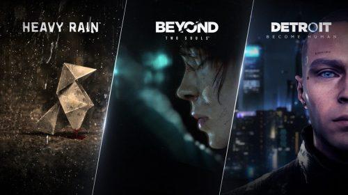 Quantic Dream diz querer fazer jogos de todos gêneros