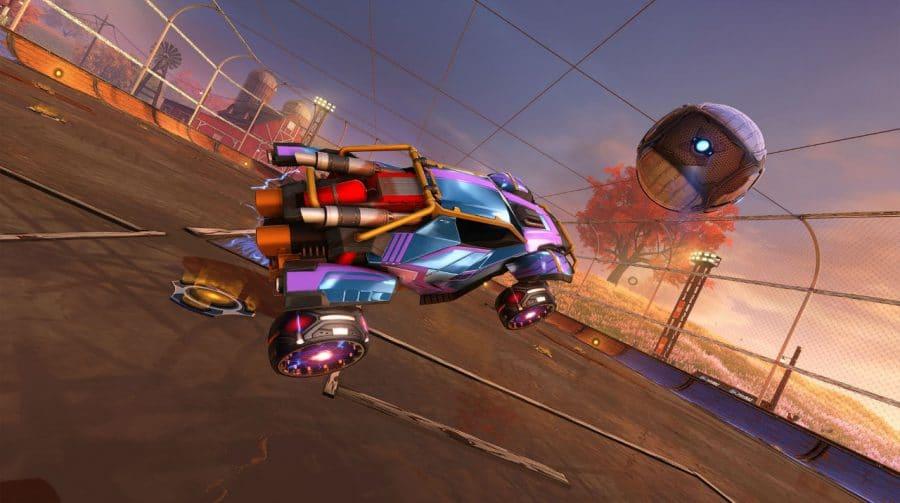 Estúdio anuncia chegada de novidades ao Rocket League