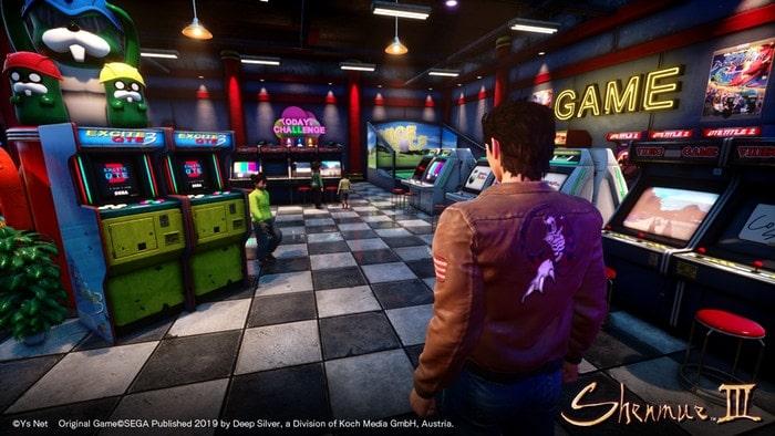 Novo trailer de Shenmue 3 destaca minigames, empilhadeira e combates 4