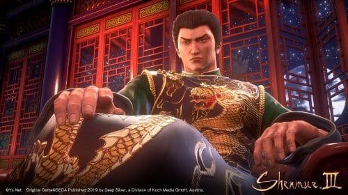 Novo trailer de Shenmue 3 destaca minigames, empilhadeira e combates