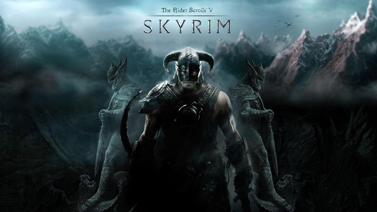 Skyrim pode ser jogado a 60 FPS no PS5 graças a um mod
