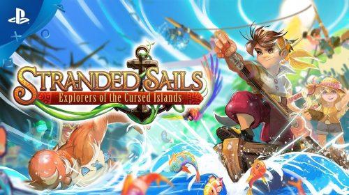 Stranded Sails: Explorers of the Cursed Islands chega em outubro