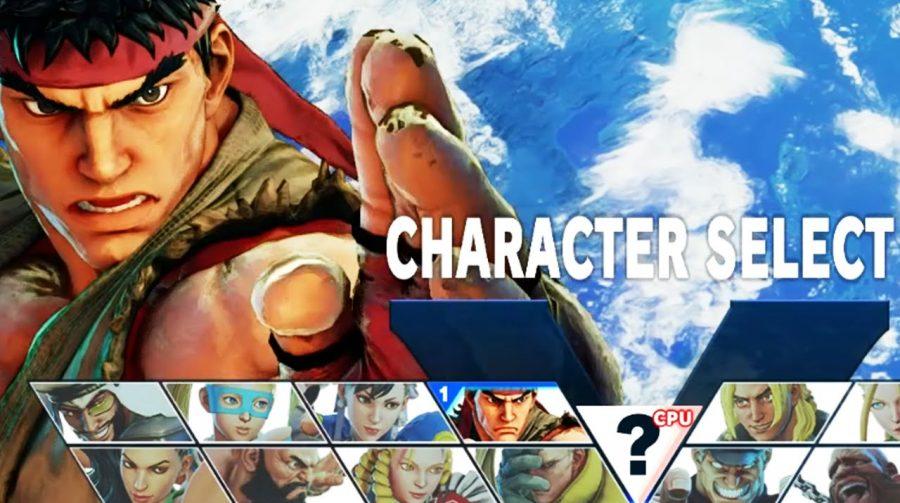 Street Fighter V: personagens estarão gratuitos em agosto