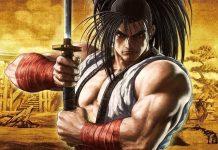 Samurai Shodown - Capa