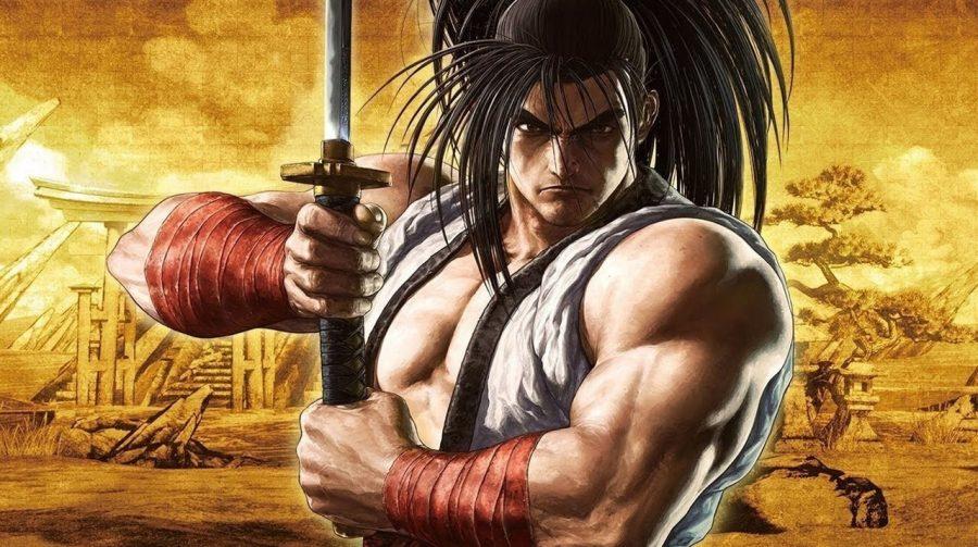 DLC de Samurai Shodown chega em março com novas personagens